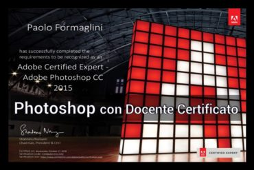 Corso Adobe Photoshop a Firenze