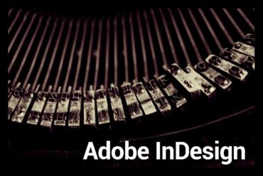 corso Adobe InDesign impaginazione a firenze