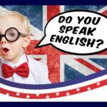 inglese prima della scuola