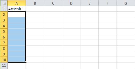 Inserire Calendario In Excel Menu A Tendina.Excel Elenco A Discesa O Menu A Tendina In Excel Mummu