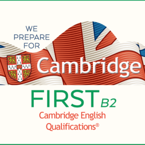 Corso Certificazione Cambridge B2 First FCE a Firenze Mummu Academy